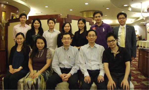WGAHK Executive Committee 2015/16