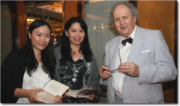 An Evening with Alexander McCall Smith