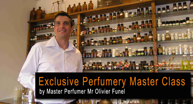 WGAHK Scent Discovery Event: Exclusive Perfumery Master Class by Master Perfumer Mr Olivier Funel