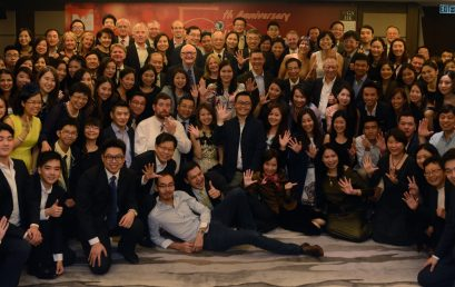 WGAHK Annual Dinner 2015 in celebration of Warwick's 50th Anniversary